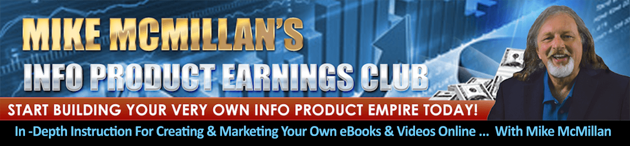 Info Product Earnings Club